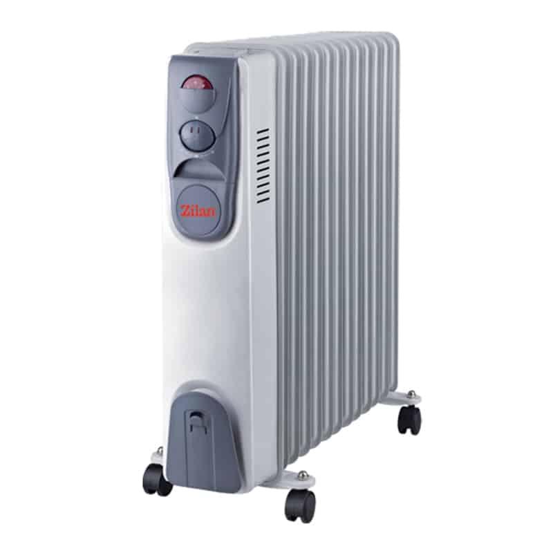 Calorifer electric Zilan ZLN-2135, 2500W, 13 elementi