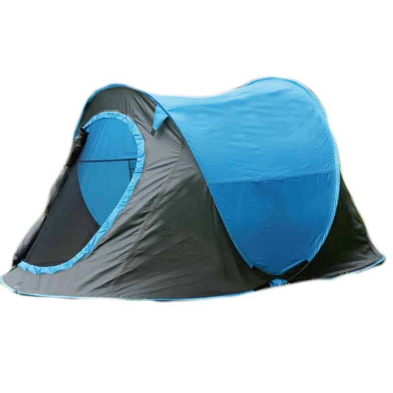 Cort camping D20005S, 2 persoane, Pop-up, poliester