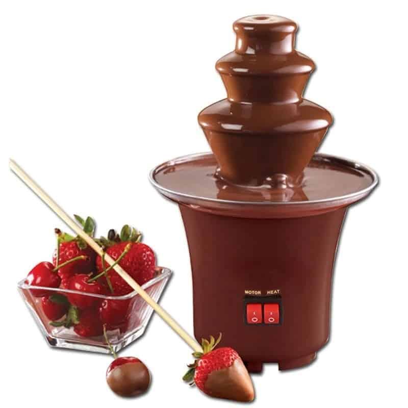 Fantana pentru ciocolata fondue 65W