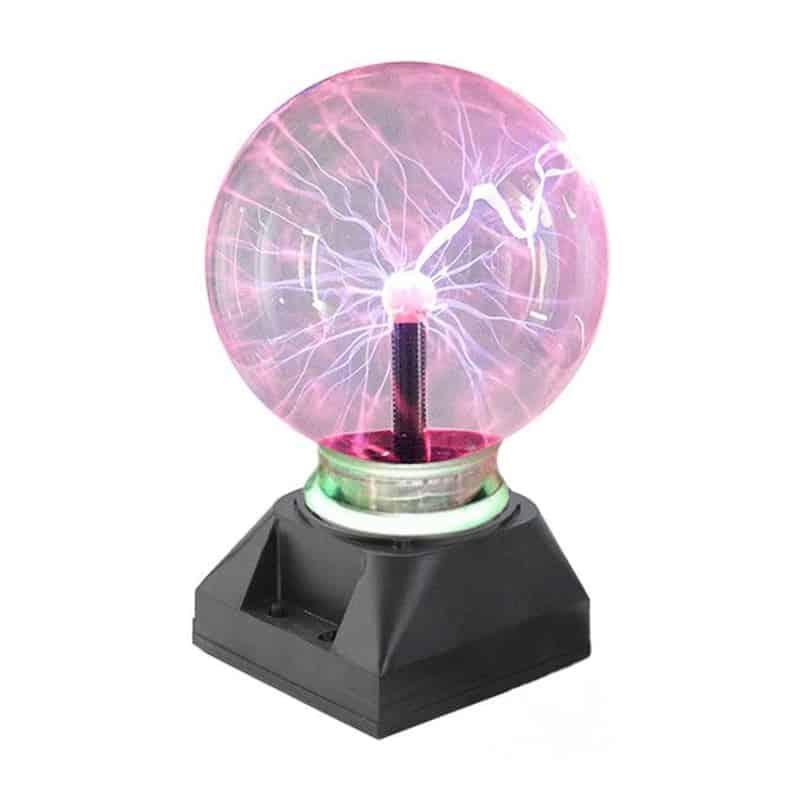 Glob interactiv Plasma Sphere, diametru 5 inch
