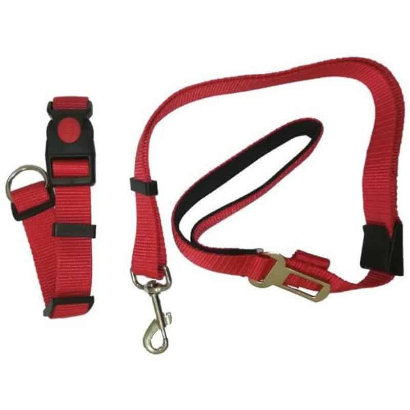 Lesa ajustabila pentru caini Multifunctional Dog Rope