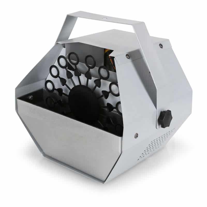 Masina de facut baloane, 60 W, argintiu