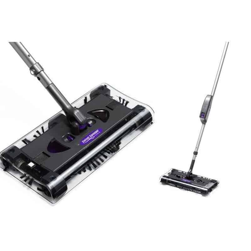 Matura electrica rotativa fara fir Swivel Sweeper Max