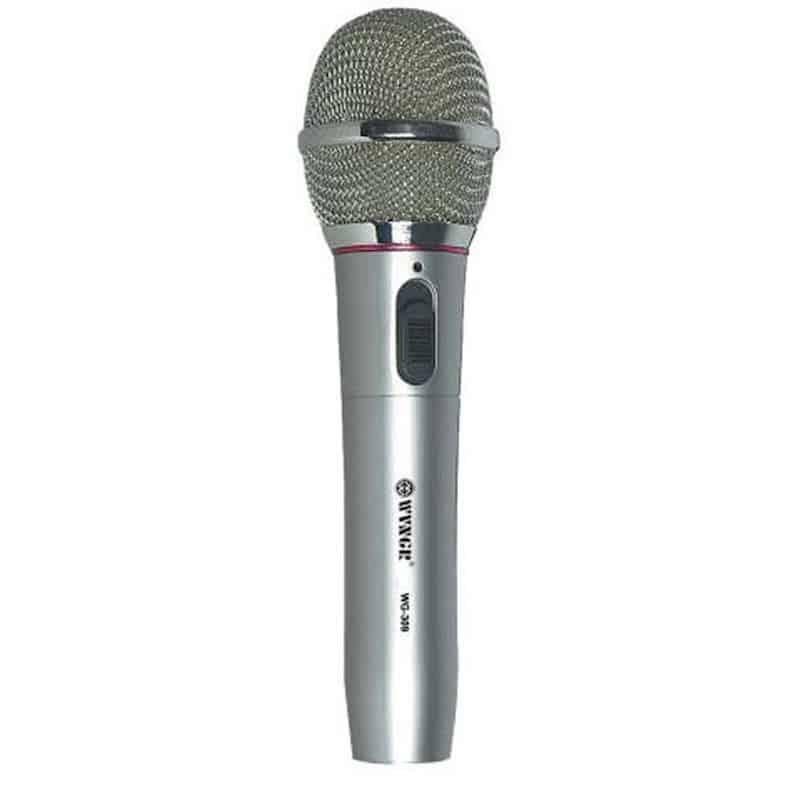 Microfon wireless metalic WG-309, receiver