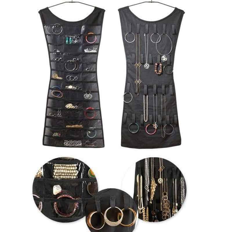 Organizator pentru bijuterii Little Black Dress