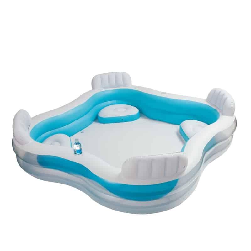Piscina gonflabila Intex Swim Center 56475