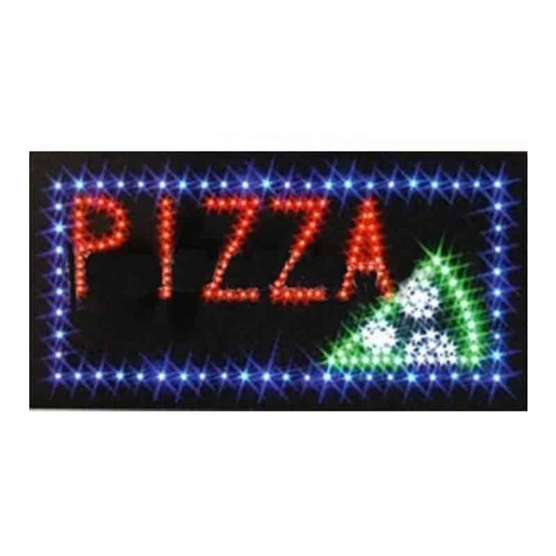 Reclama luminoasa dinamica Pizza
