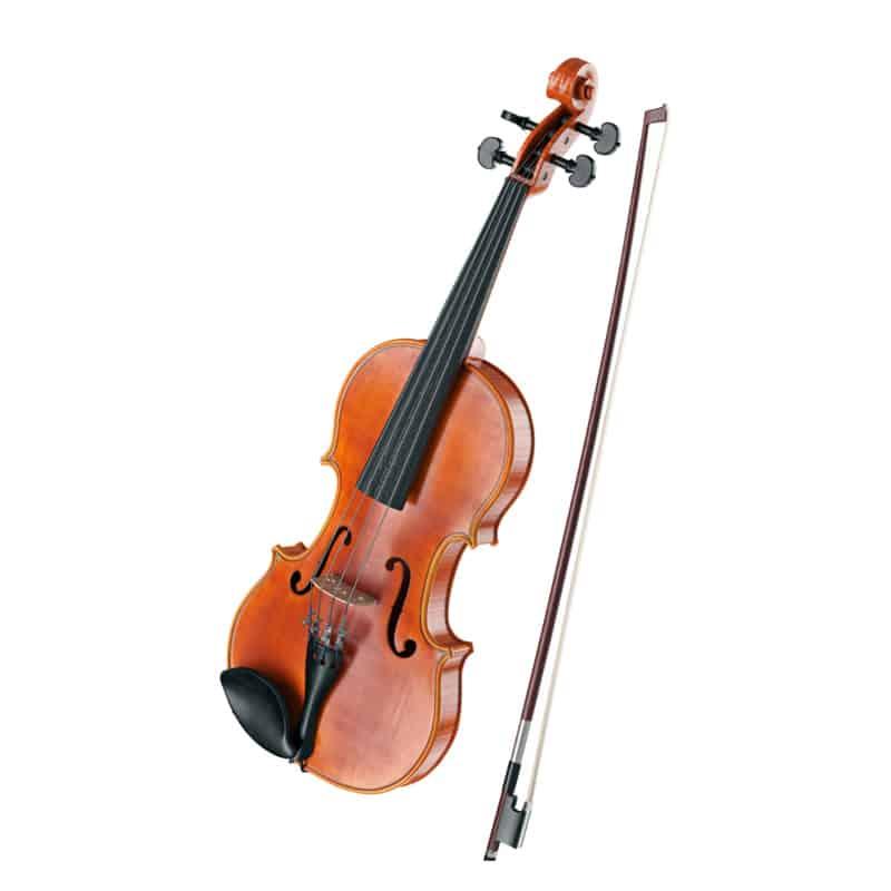 Vioara clasica din lemn Viola