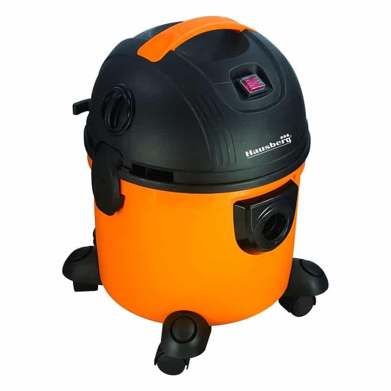Aspirator Hausberg HB-2095, 1200 W, Portocaliu