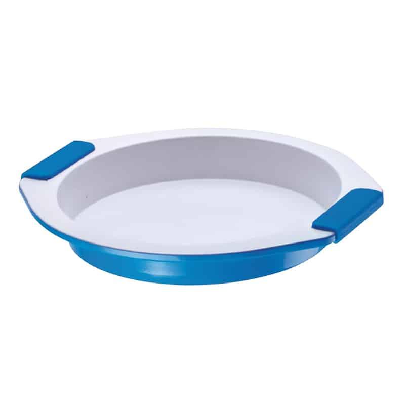 Tava pentru copt Peterhof PH-15380 AB, ceramica, albastru