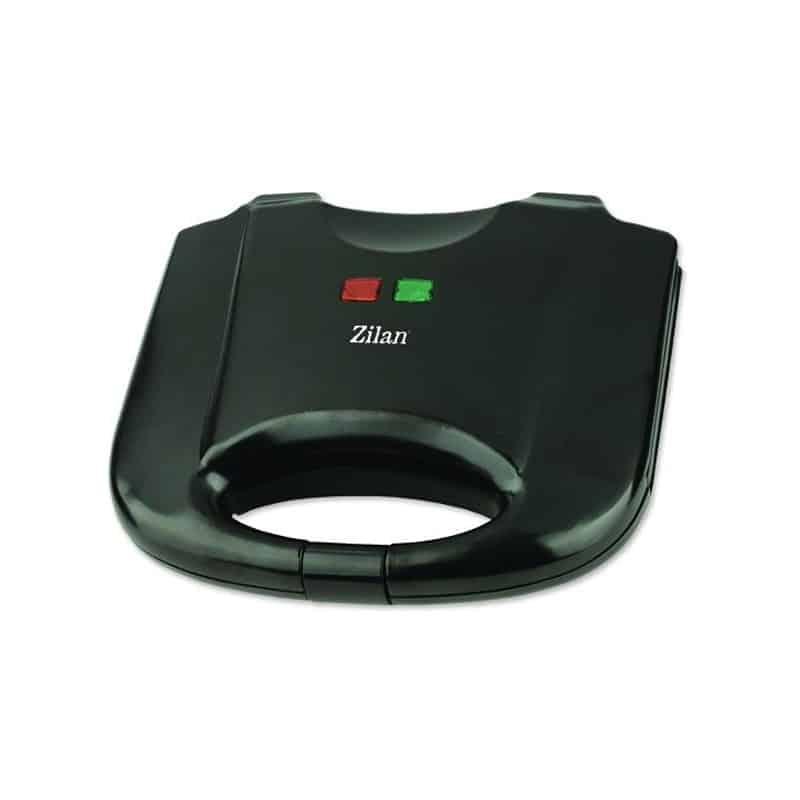 Sandwich Maker Zilan ZLN-7628, 700 W, negru