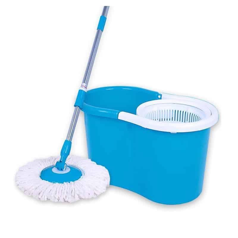 Galeata Magic Mop MN501B Ertone, mop rotativ, bleu