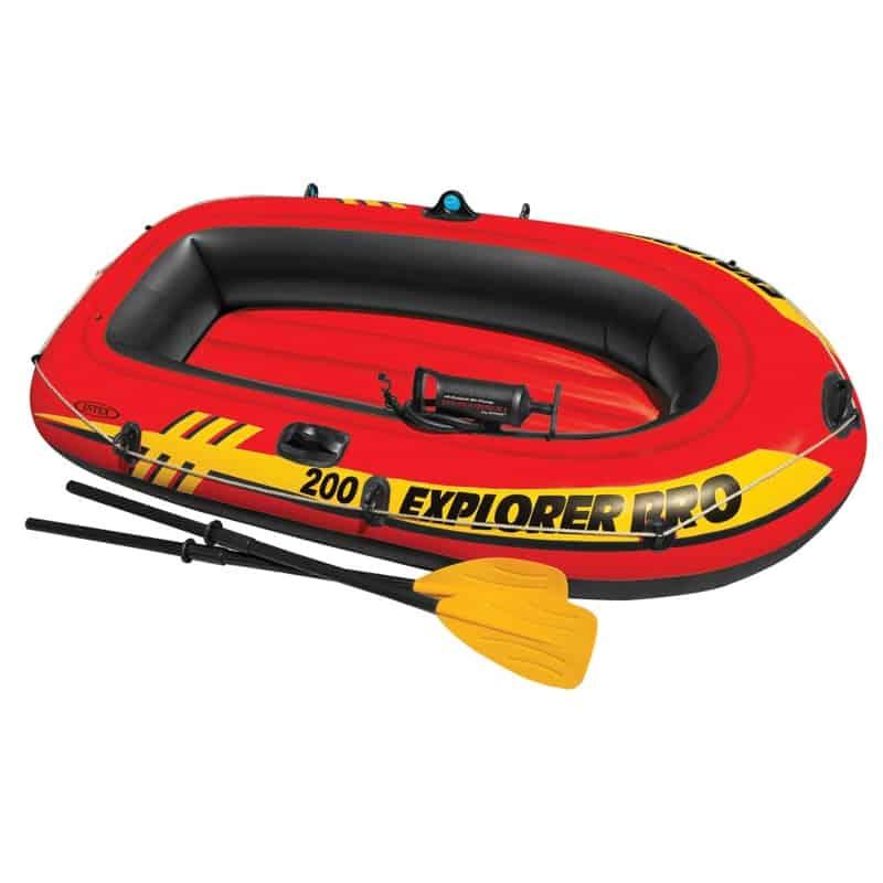 Barca gonflabila Intex 58356NP Explorer