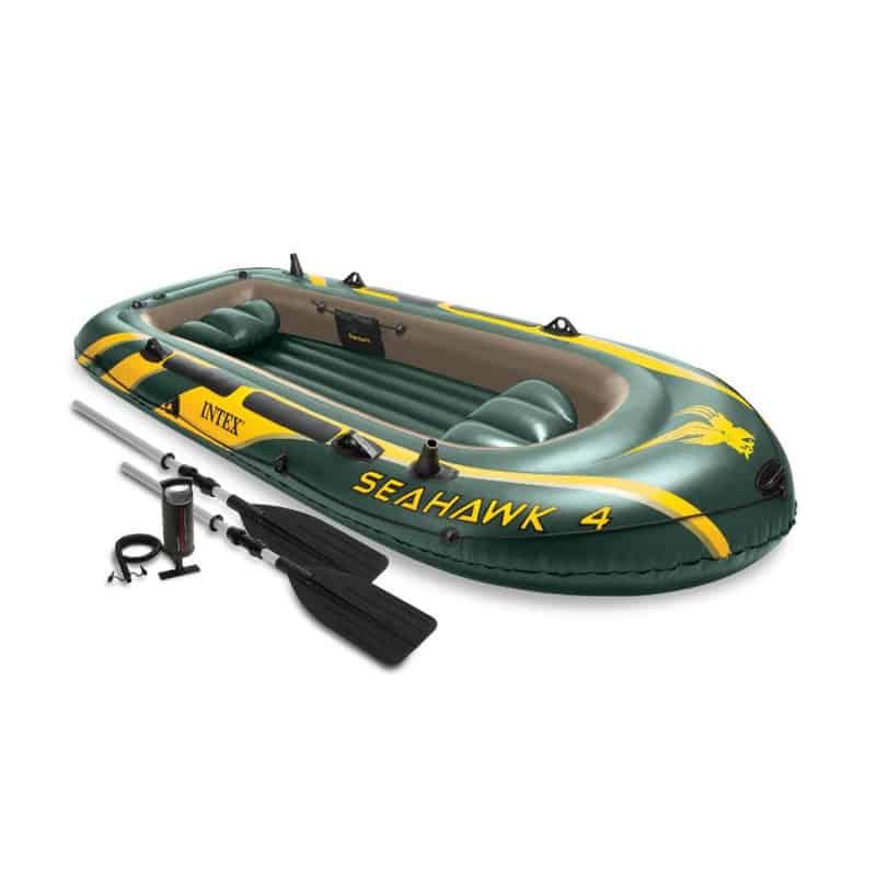 Barca gonflabila Intex 68351NP Seahawk 4
