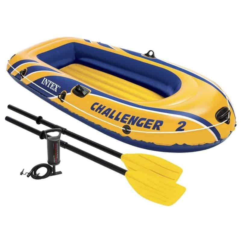 Barca gonflabila Intex 68367 Challenger 2
