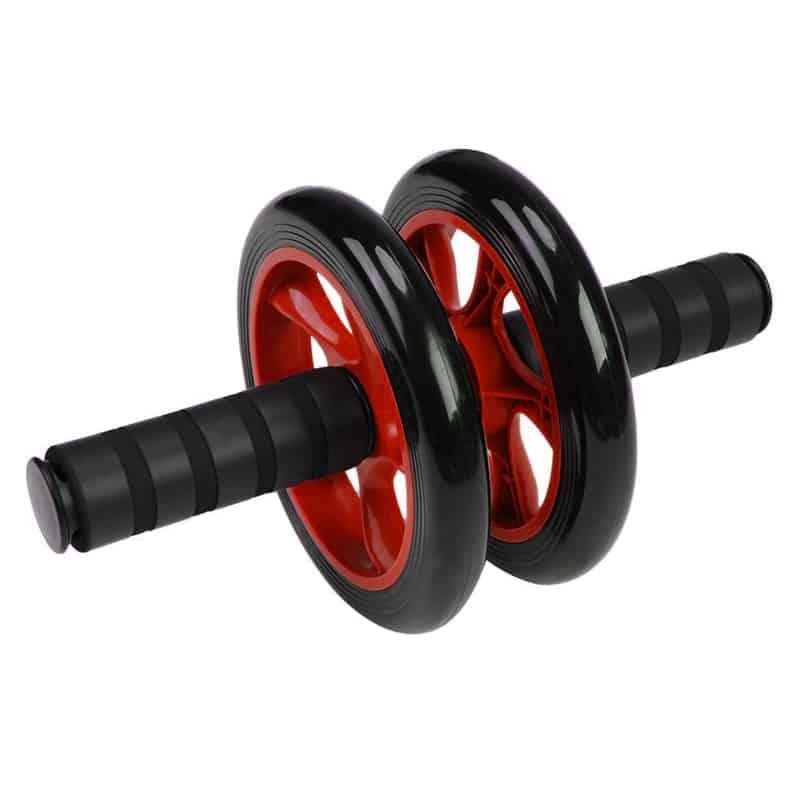 Roata multifunctionala pentru abdomen Double Wheel