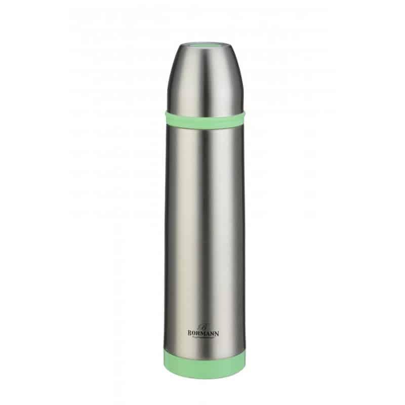 Termos inox Bohmann BH-4491, 800 ml, Verde