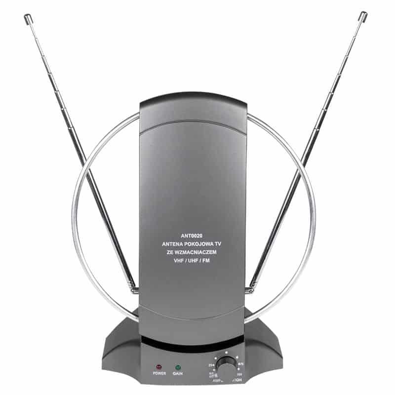 Antena TV de camera cu amplificare ANT0020