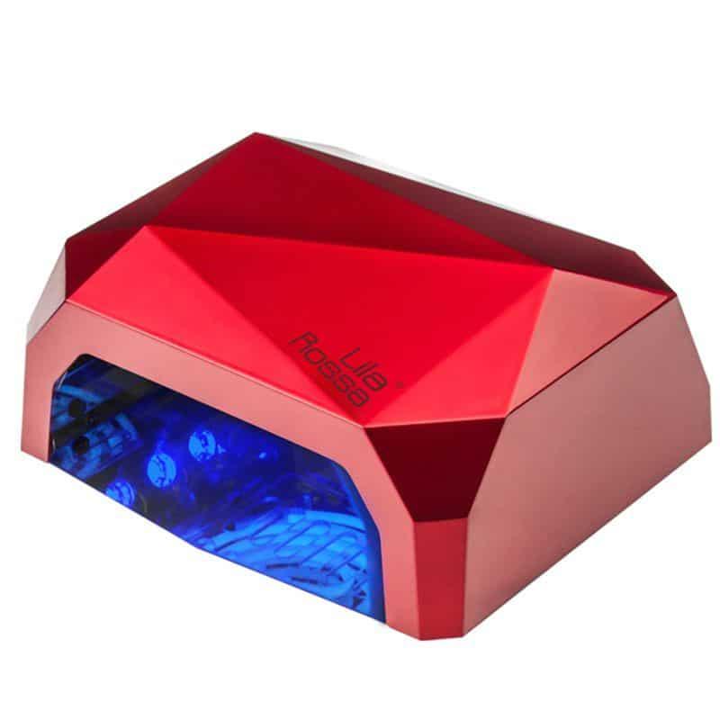 Lampa CCFL manichiura Lila Rossa CCFL36-RD