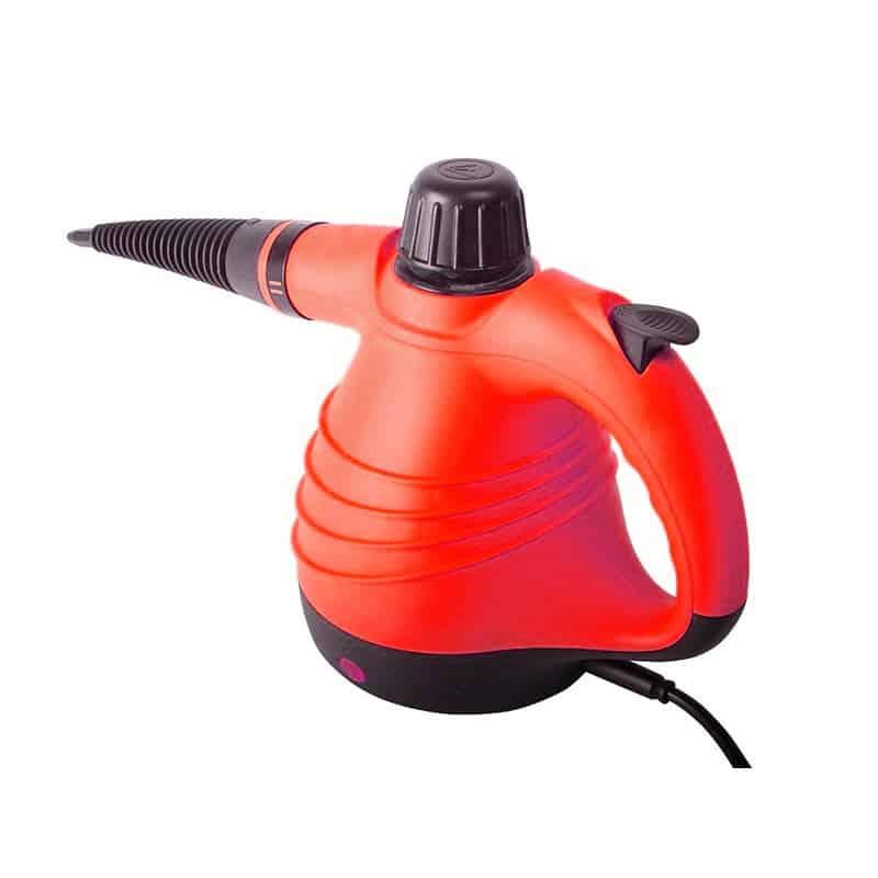 Curatator cu abur Steam Cleaner, 1000 W, Rosu