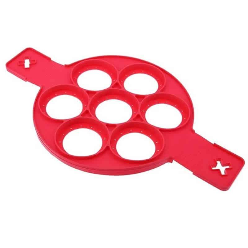 Forma din silicon pentru oua si clatite Flippin Fantastic