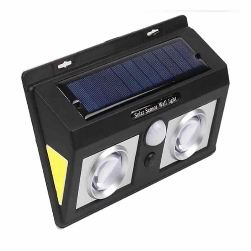 Lampa solara cu senzor de miscare CL-5066B