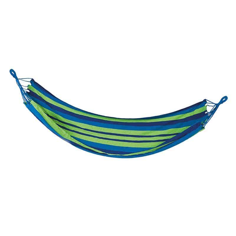 Hamac Hawaii, 195 x 80 cm, husa inclusa, albastru
