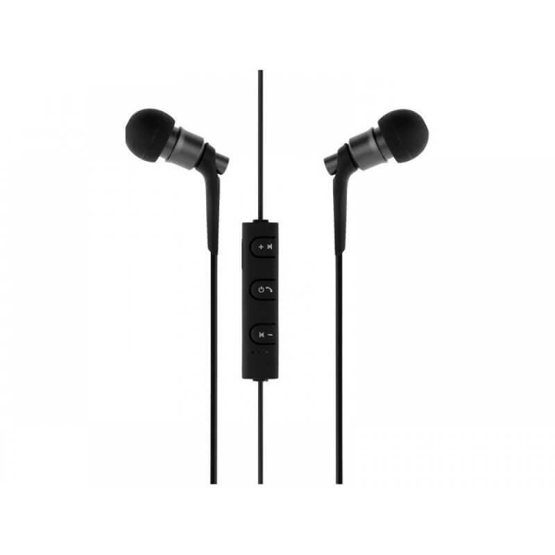 Casti bluetooth wireless, bluetooth V4.2 - SY-BT750, negru