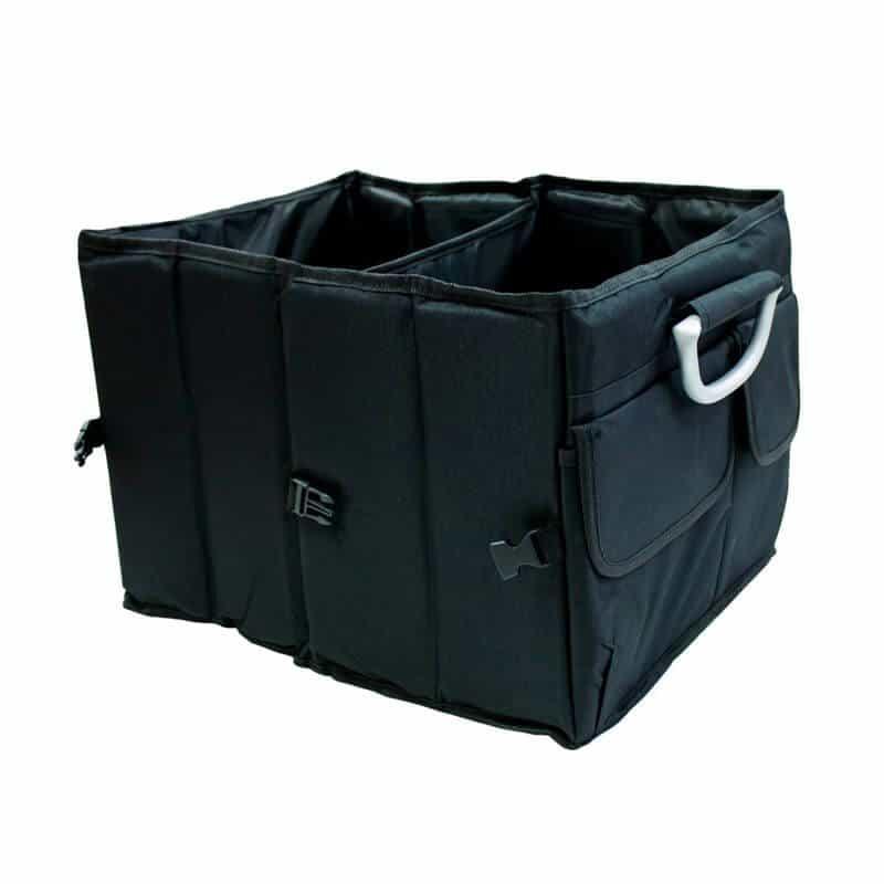 Organizator auto portbagaj Smart VGT, 2 sectiuni depozitare, 45 x 32 x 30 cm