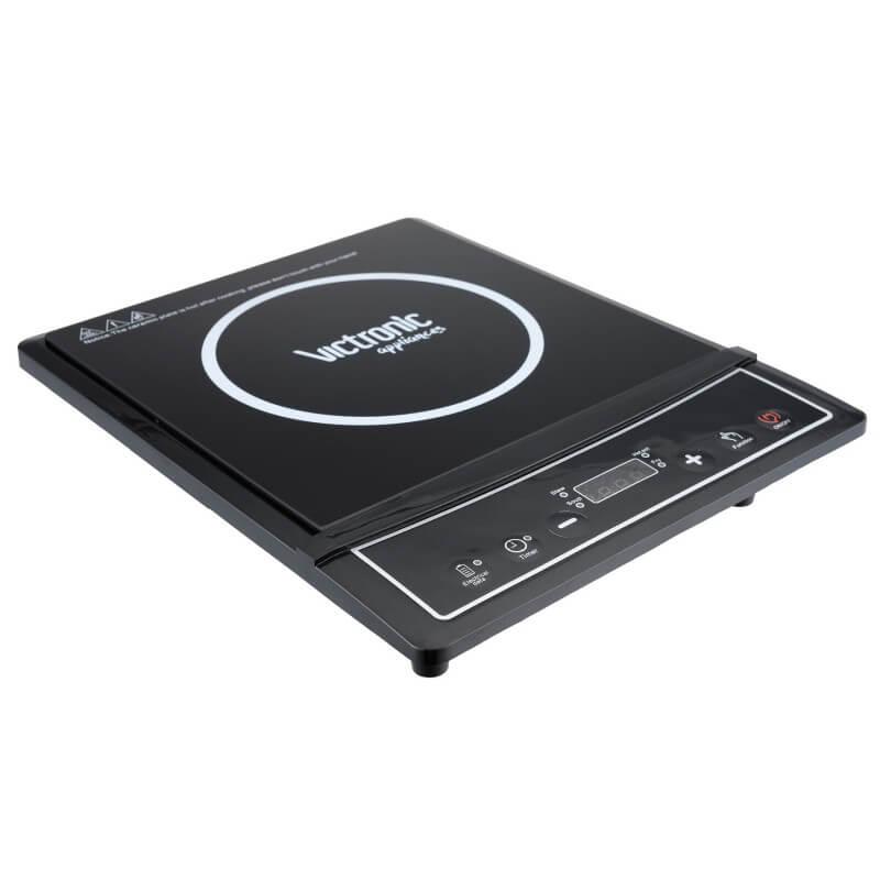 Plita cu inductie Victronic VC3266, 2000W, cu touch control, 1 zona de gatit