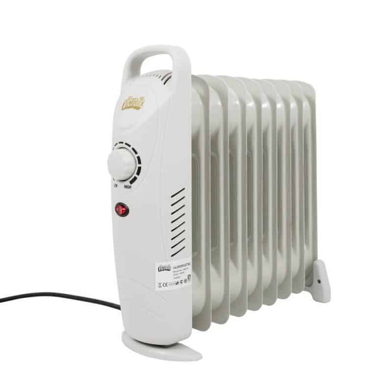 Minicalorifer electric cu ulei Victronic MC9, 9 elementi, 1000 W