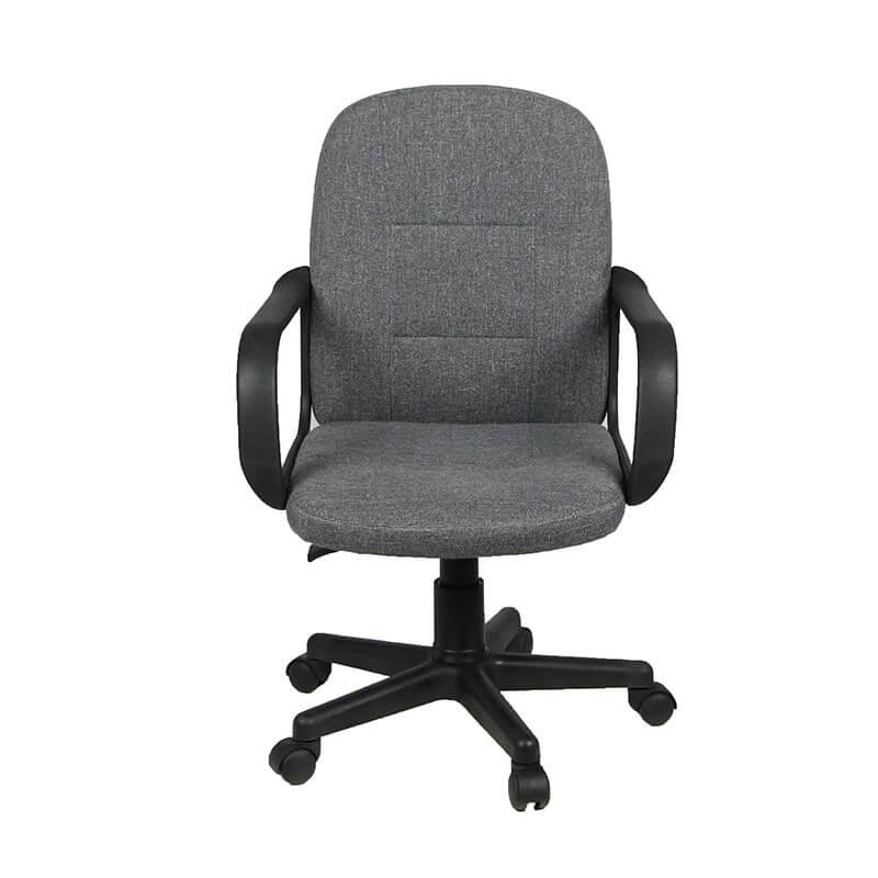 Scaun pentru birou Grunberg QZY0511, rotativ, 55 x 54 x 87-99 cm