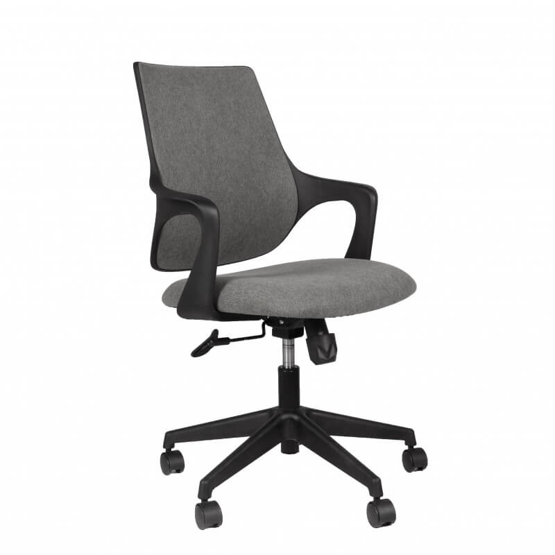 Scaun pentru birou Grunberg QZY315, rotativ, 58.5 x 48.5 x 95-107 cm